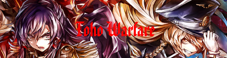 ユウノウミ | 「Toho Warfare:RED HOPE」「Toho Warfare:BLACK BRAVE」